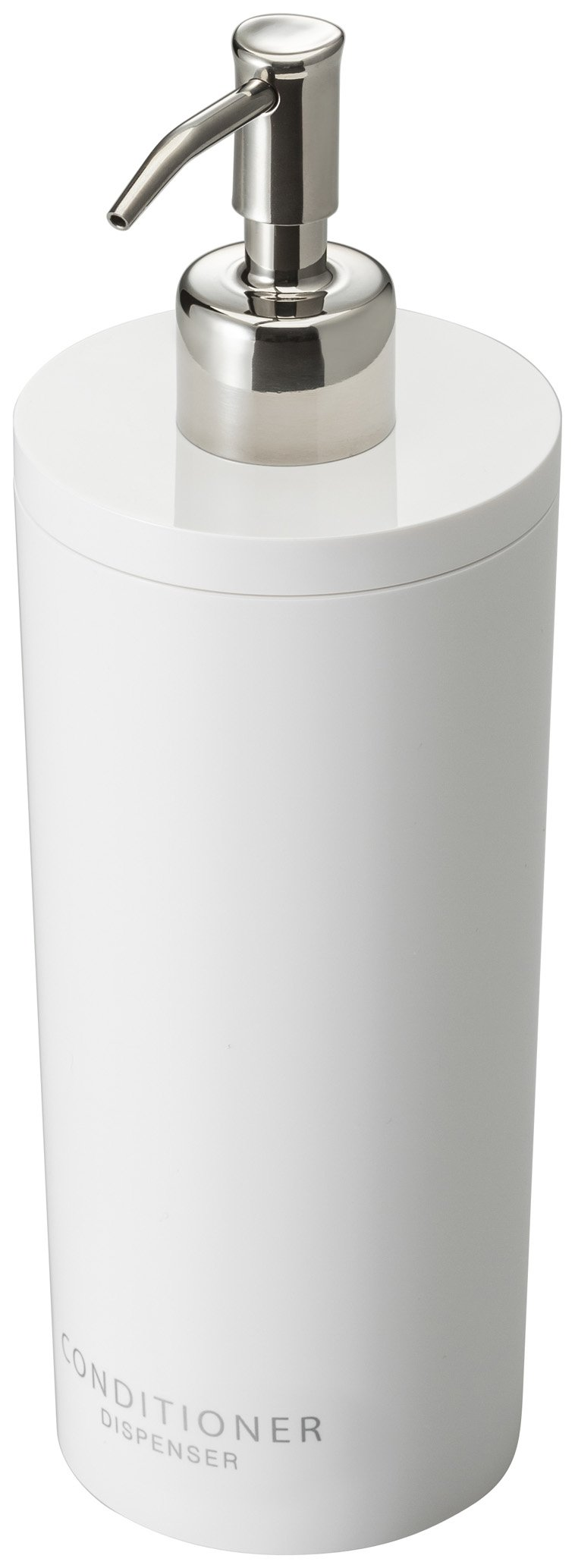 YAMAZAKI home Tower Classic Dispenser, Conditioner, White