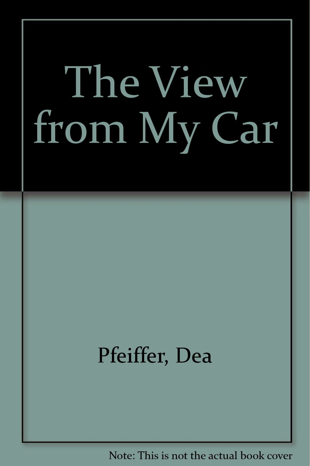 Read Online The View from My Car pdf epub