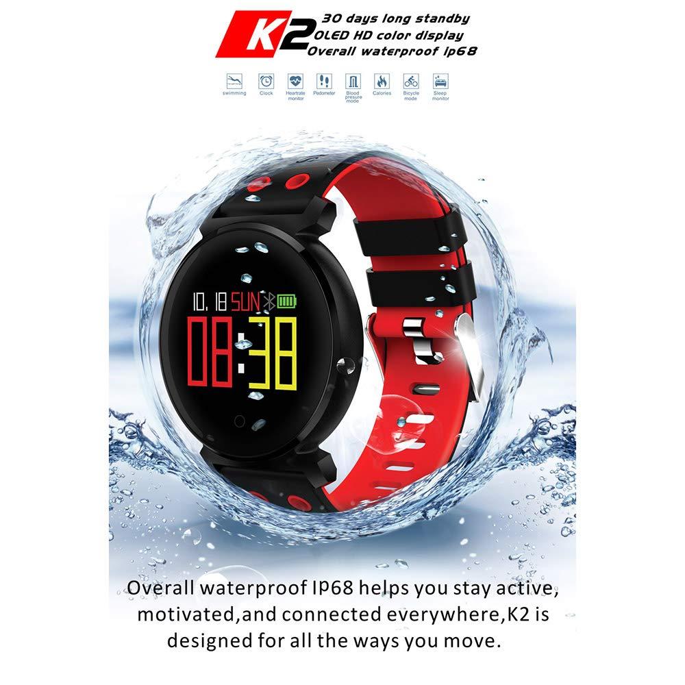 Amazon.com: MCJL Fitness Tracker Customized Activity Tracker ...