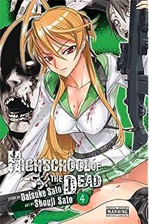 Highschool Of The Dead Vol 4