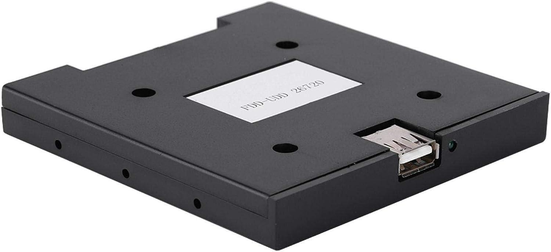 Emulador de Unidad Unidad USB Unidad de Disquete USB Unidad de Disquete Confiable Estable Durable Resistencia a los Golpes para Escritorio para computadora para PC