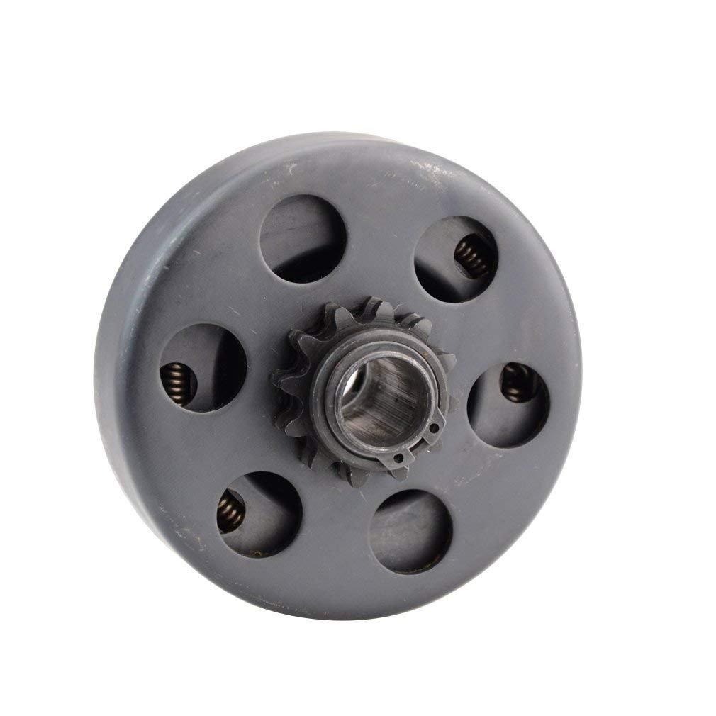 GOOFIT Fliehkraftkupplung 3//10,2 cm Bohrung # 35 12T Kette f/ür Go Kart Mini Motor 3//4 bar