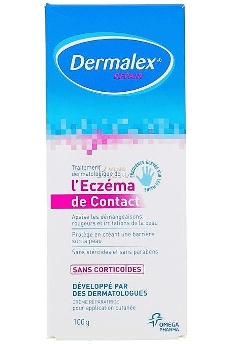 eczema de contact traitement