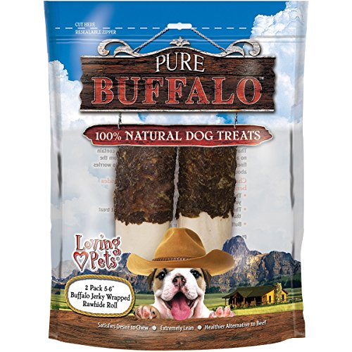 Loving Pets Pure Buffalo 2 Piece 5-6
