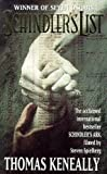 Schindler's List by Thomas Keneally front cover