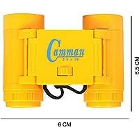 Samdivi Camman Day Night Use Binocular Toy for Kids (Multi Color)