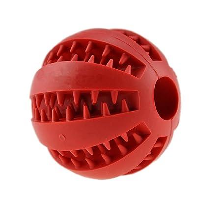 VADOOLL® Perros juguete pelota de caucho natural | juguete para ...