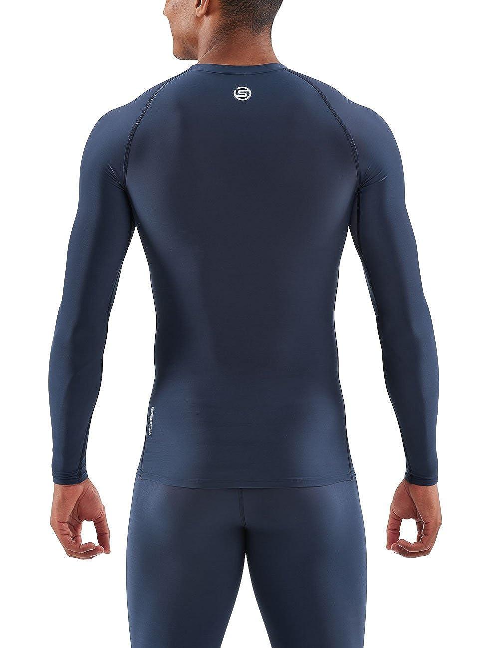 Skins Herren DNAmic Force Thermal Mens L//S Top Long Sleeve