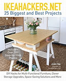 Ikeahackersnet 25 Biggest And Best Projects Diy Hacks For Multi