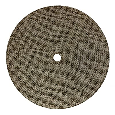 "United Pacific 90098 Blue 14""/8"" Industries Sisal Buff -1 Arbor: Automotive"