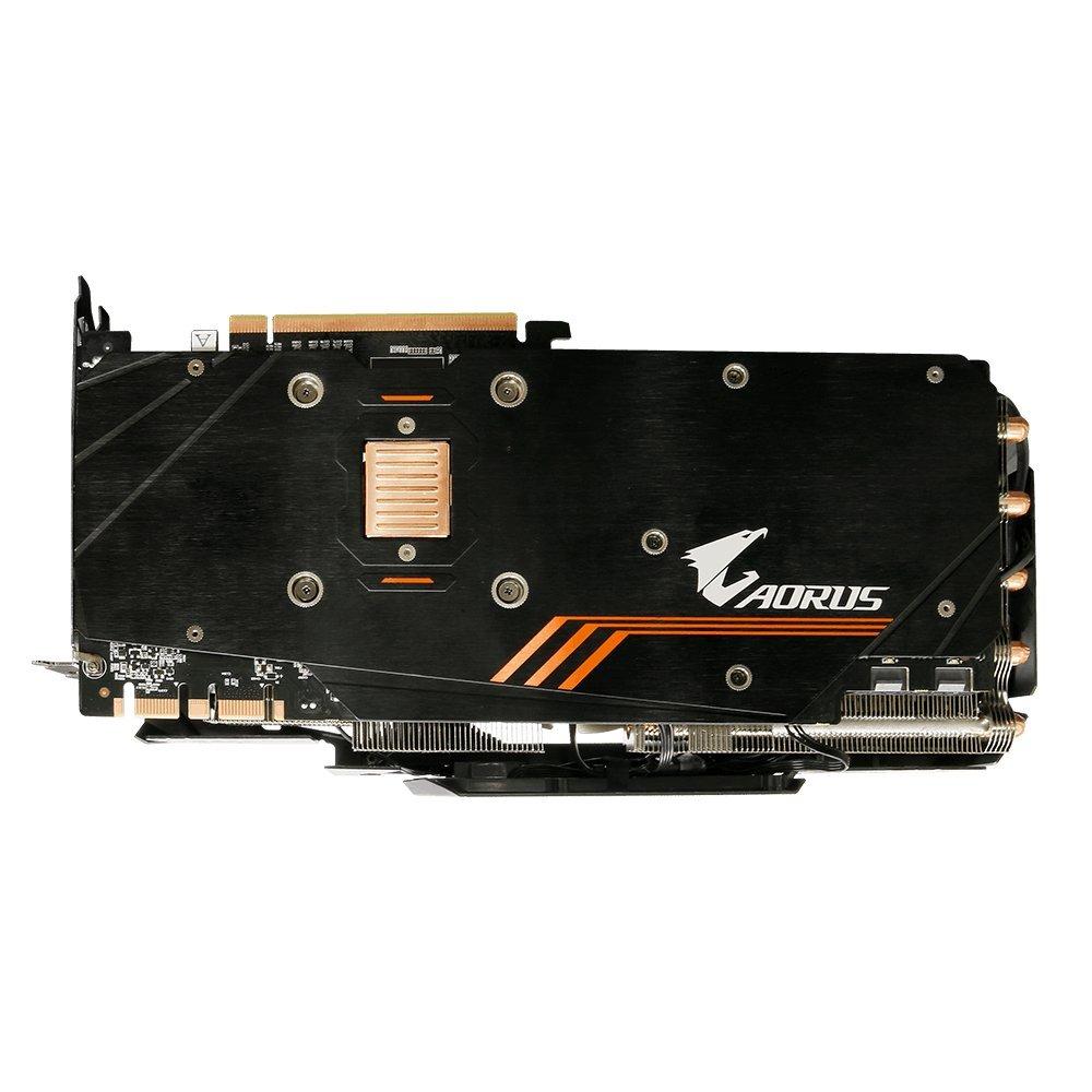 Gigabyte AORUS GeForce GTX 1080 Ti 11GB Graphic Cards GV-N108TAORUS-11GD by Gigabyte (Image #4)