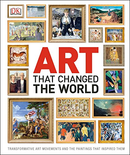 Art That Changed the World (Fine Modern Art Masters)