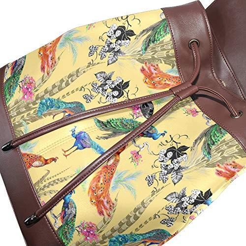 dos porté pour unique main à DragonSwordlinsu Sac Taille femme au multicolore n4SqHXx