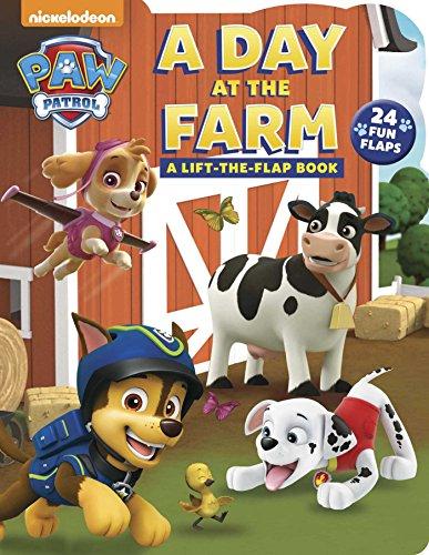 PAW Patrol: A Day at the Farm (Farm Day)