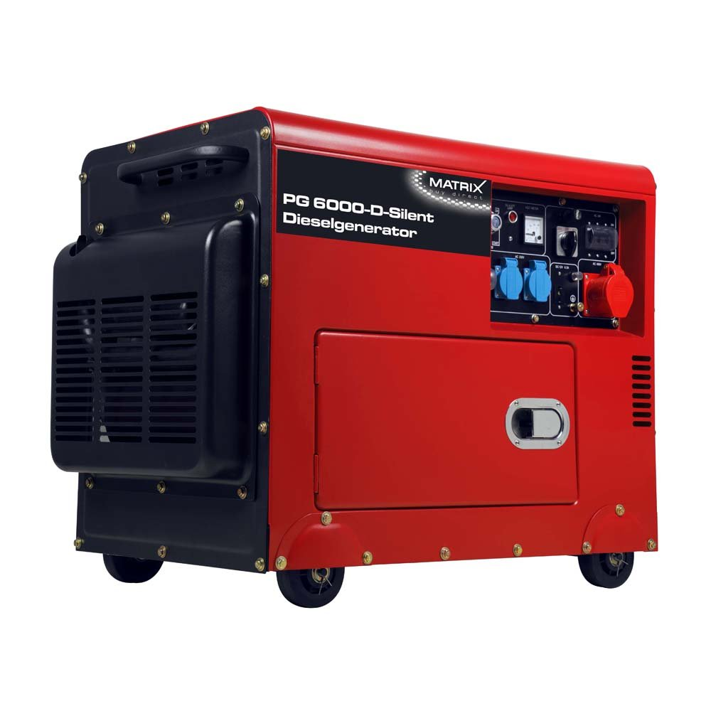 Matrix Stromgenerator, 160100143
