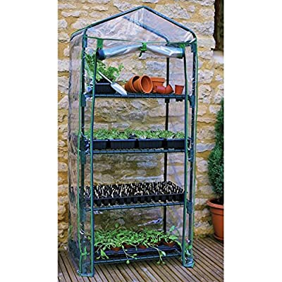 Gardman 4-Tier Mini Greenhouse from World Source Partners Llc