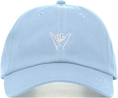 Praying Hands Embroidered SOFT Unstructured Adjustable Hat Cap