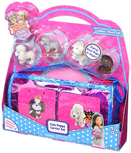 Just Play Puppy Pocket Carrier product image