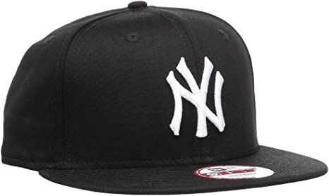 New Era Mlb 9 Fifty - Gorra unisex, color negro/ blanco, talla M / L ...