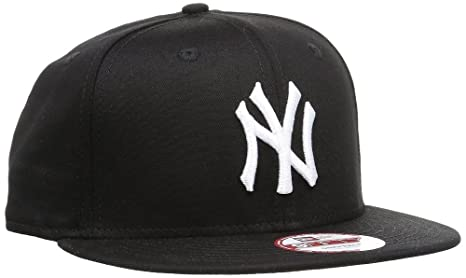 New Era 9Fifty Snapback Cap - NY Yankees black / white - M/L