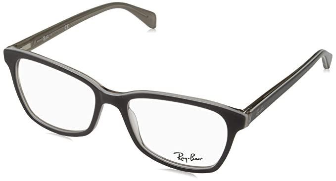 2f2d64bf5ede9 Image Unavailable. Image not available for. Color  Ray-Ban Women s 0rx5362 No  Polarization Square ...