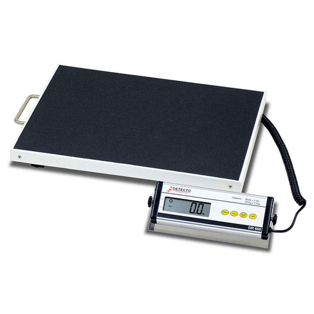 The Amazing Detecto DR660 Digital Bariatric Scale