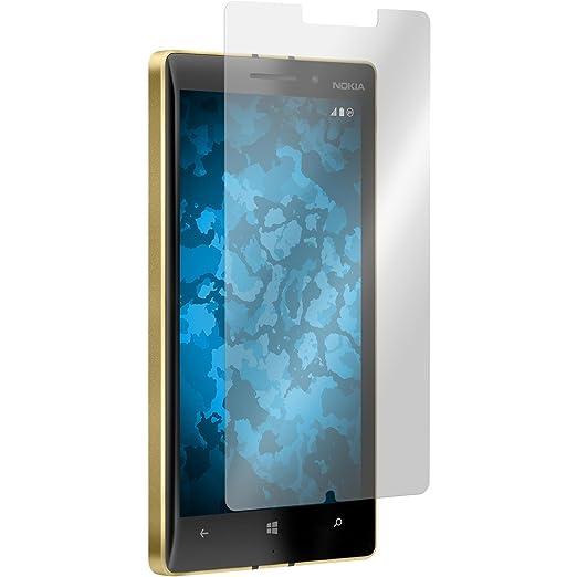 6 opinioni per 4 x Nokia Lumia 930 Pellicola Protettiva chiaro- PhoneNatic Pellicole Protettive