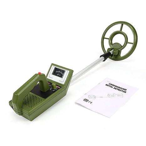 Fantasyworld MD3008 Profesional portátil Mini Metro del Detector de Metales de Mano Buscador de Tesoros de