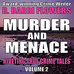 Murder and Menace Audiobook