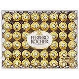 Ferrero Rocher Fine Hazelnut Chocolates 48 Pieces Box
