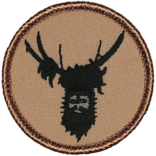 The Ni Knight Patrol Patch - 2