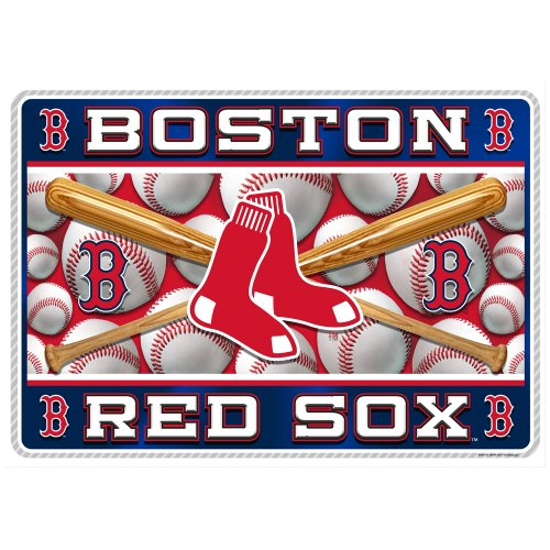 MLB Boston Red Sox Placemats ()
