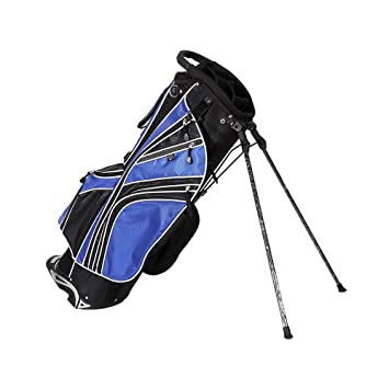 ZXX Bolsa de Golf Azul Bolsa de Club de Golf: Amazon.es ...