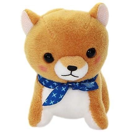 Amazon.com: Amuse Shiba - Llavero de peluche para perro ...