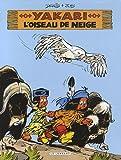 Yakari - tome 18 - Oiseau de neige (L')