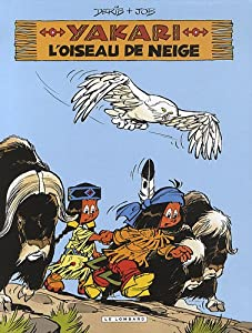 "Afficher ""Yakari n° 18 L'Oiseau de neige"""