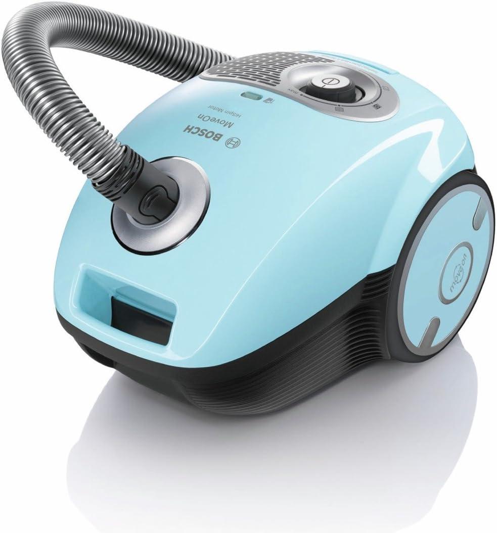 Bosch BGL35127 MoveOn - Aspirador con bolsa, eficiencia energética A, sistema PowerProtect: Amazon.es: Hogar