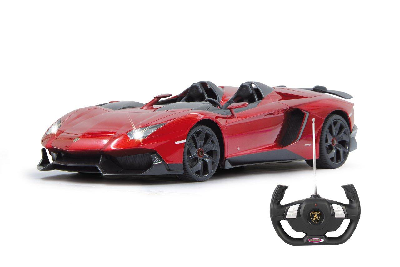 Jamara Lamborghini Aventador J 1 12 Remote De Controlled Car