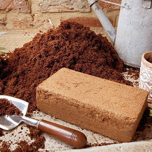 Greena® 1 x 9L Compressed Coir Compost Bricks