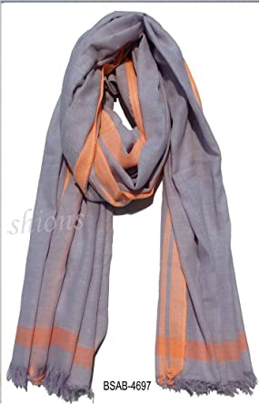 Boun Fashions PURPLE COLOUR stole  SCARF  Amazon.in  Clothing   Accessories e762feb6db881