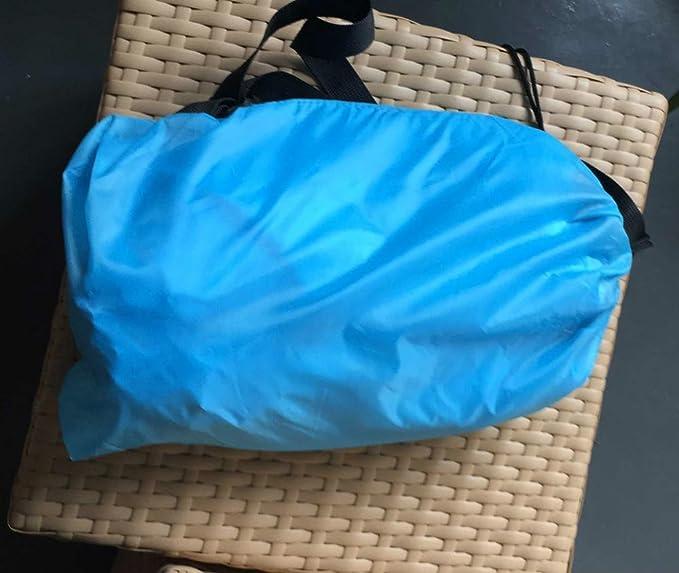 MLAURENT Camas de aire en forma de plátano para playa, cama ...