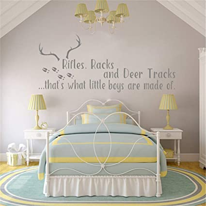 Amazon.com: Fioils Vinyl Peel and Stick Mural Removable Wall ...