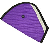 JuYinShop Portable Children Car Safety Cover Shoulder Harness Strap Adjuster Seat Belts Covers-Auto Parts Products
