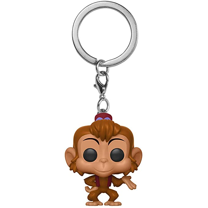 Amazon.com: Funko Abu: Disney - Aladdin x Pocket POP! Mini ...