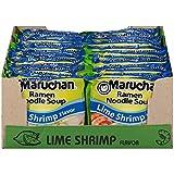 Maruchan Ramen Lime Shrimp Flavor, 3.0 Oz, Pack