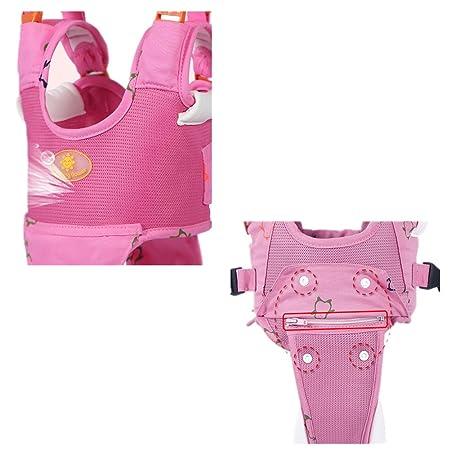 e4cdf6f936e7 Porte-bébé bébé Taille Tabouret respirabilité aller avec bébé apprendre  sécurité Harnais Corde anti Drop  Amazon.fr  Bébés   Puériculture