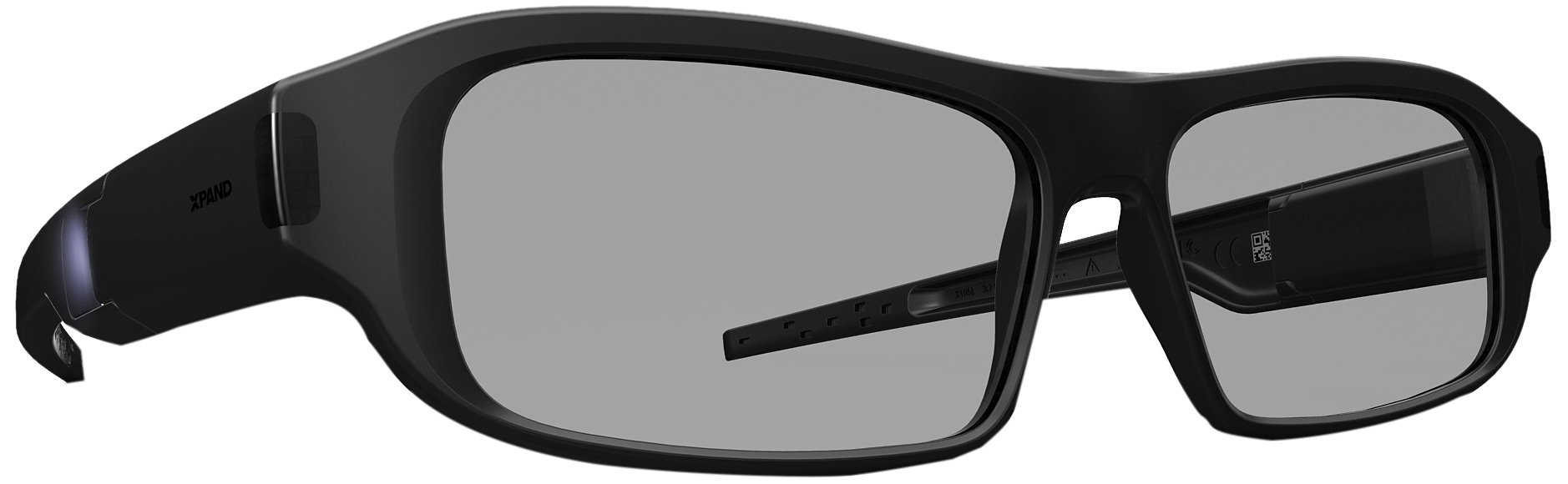 XPAND X105-RF-X1 Rechargeable 3D RF/Bluetooth Glasses by Xpand