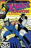 Image of Marvel Comics Presents #30 : Havok, Wolverine, Black Panther, Coldblood, & Leir (Marvel Comics)