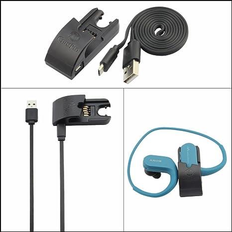 Amazon.com: Auriculares USB cargador cable de datos para ...
