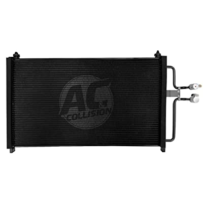 COF114 4975 AC A/C Condenser for Ford Mazda Fits Escape Tribute 01 02 03 04: Automotive